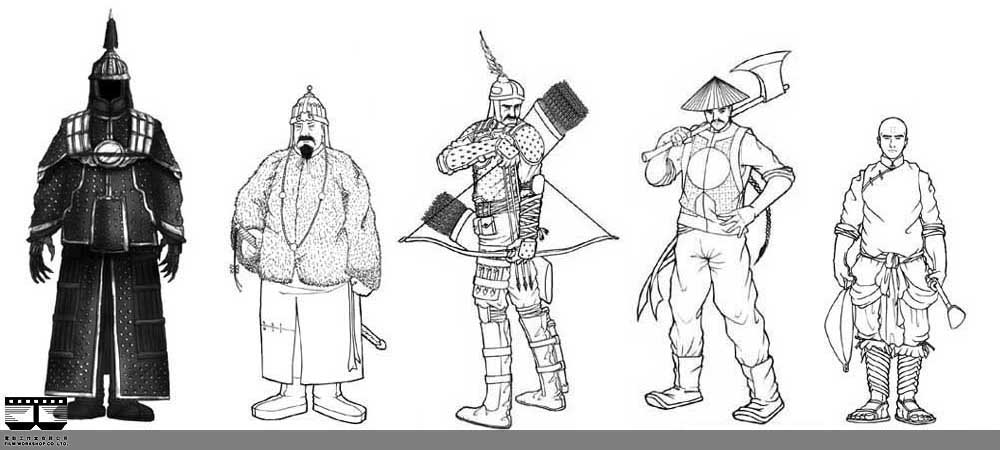 Character Design Vancouver : The art of pat lau toronto montreal vancouver concept